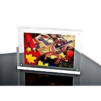 Clear Acrylic Photo Frame Block (A5)