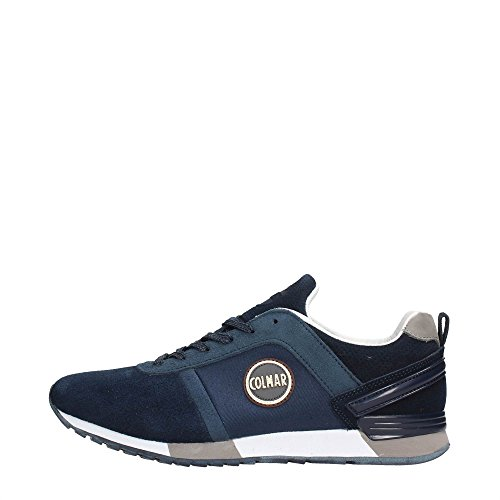 COLMAR, SNEAKERS DA UOMO, TRAVIS EVOLUTION 206, NAVY/GRAY (40)