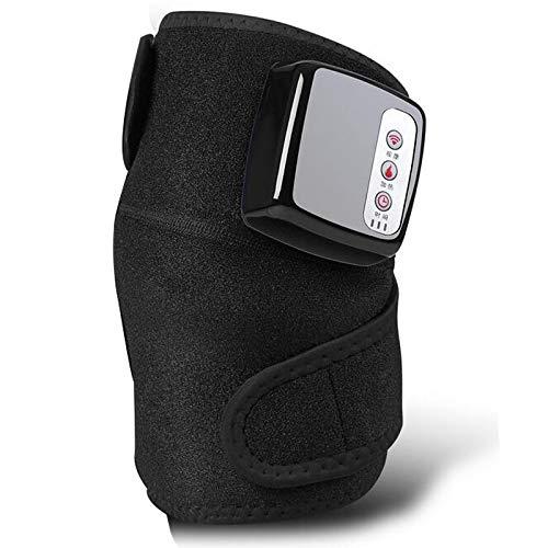 QQA Knie Massagegerät Infrarot Magnetisch Therapie Arthritis Hüfte Schulter Zurück Automatisch Zeitliche Koordinierung Einstellen Vibration -