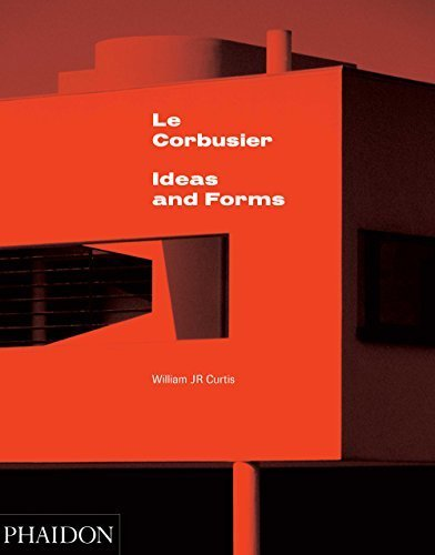 Le Corbusier: Ideas & Forms Reprint edition by Curtis, William J R (2015) Hardcover