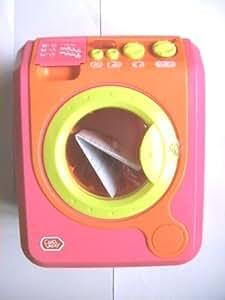 Chad Valley Jeu pour enfant Machine à laver avec lumière et sons