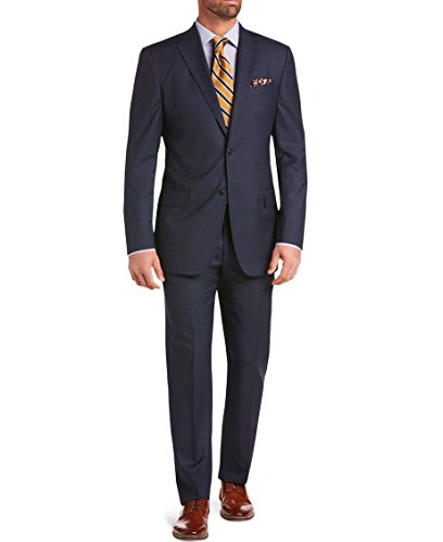 Keskin Collection Anzug Rauchblau Blau alle Größen (28, Rauchblau) (Herren Collection Anzug)
