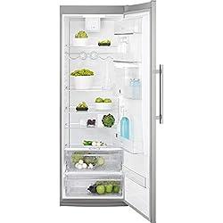 Electrolux ERF4116AOX Autonome 395L A++ Acier inoxydable réfrigérateur - Réfrigérateurs (395 L, SN-T, 39 dB, A++, Acier inoxydable)