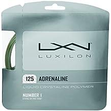 Wilson Adrenaline 125 - Cordaje para raquetas , multicolor, talla 125