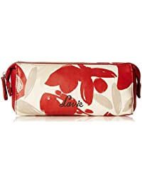 Lavie DABKE Women's Cosmetic Bag (Red)