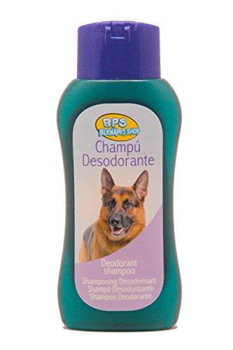 BPS (R) Champú Desodorante, Shampoo para Perro, Cachorro, Animales Domésticos.BPS-4115