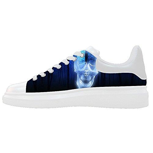 (Custom skull Women's Canvas shoes Schuhe Footwear Sneakers shoes Schuhe)