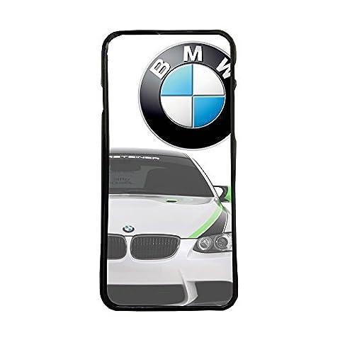 Coque Housse pour mobile conception logo de voiture bmw compatible con Samsung Galaxy S7 Edge