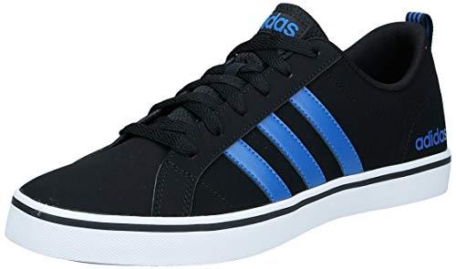 adidas Herren VS Pace Sneaker, Mehrfarbig (Negbas / Blau / Ftwbla), 43 1/3 EU