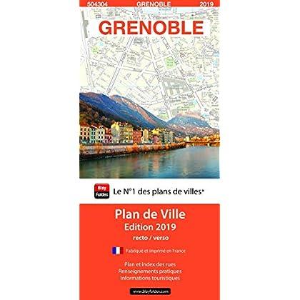Grenoble : 1/10 000