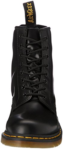 Dr. Martens 1460 Smooth, Scarpe Stringate Basse Brogue Unisex – Adulto Nero