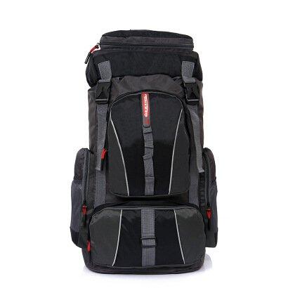 freizeitaktivitäten im freien sporttasche, in der tasche mit großer kapazität verdoppeln tasche rucksack tragen mode - tasche C