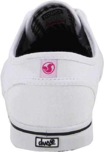 DVS , Chaussures femme Blanc - Blanc