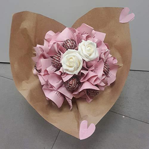 Schokoladen Strauß (Blumen Schokolade Und)