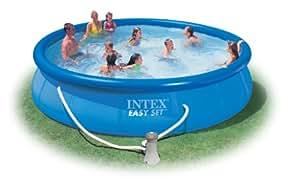 "Intex 15' x 36"" Intex Easy Set Pool Set"