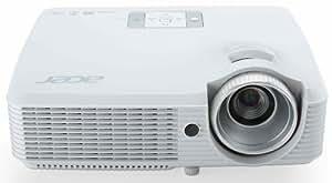 Acer P1320W Projecteur DLP Contraste 3000:1 Luminosité 2700 lumen ANSI WXGA 1280 x 800 px Blanc