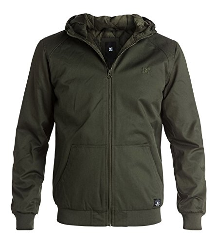 Dc Shoes Ellis Jacket 2 M Jckt Cqy0, Color: Fatigue Green, Size: M