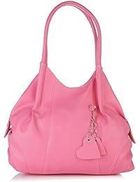 Fostelo Style Diva Women's Handbag (Pink)