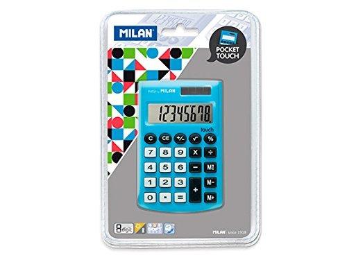 Milan 150908BBL - Calculadora, color azul