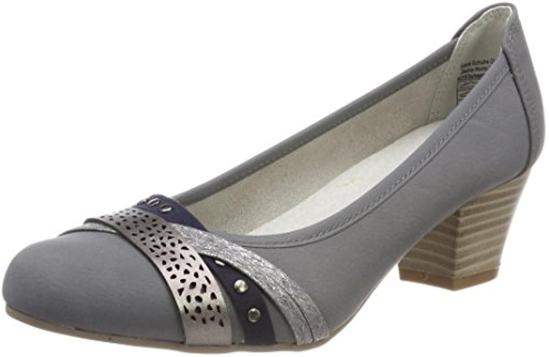 Jane Klain 224 949, Zapatos de Tacón con Punta Cerrada para Mujer