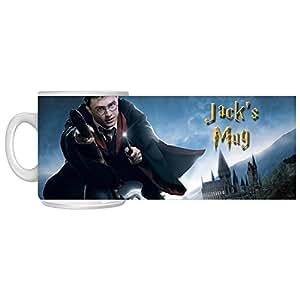 Dalton Designs Mug en céramique personnalisable Motif Harry Potter