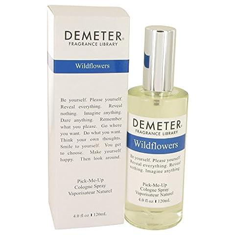 Demeter by Demeter Wildflowers Cologne Spray 4 oz by Demeter