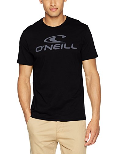 O'Neill Herren T-Shirt Tees, Black Out, XL (Basic Bio Tee)