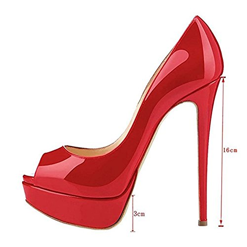 3a4a44b97a ACEDICHY - Zapatos de tacón Alto para Mujer Hechos a Mano para Bodas