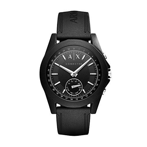 Armani-Exchange-Unisex-Connected-Watch-AXT1001