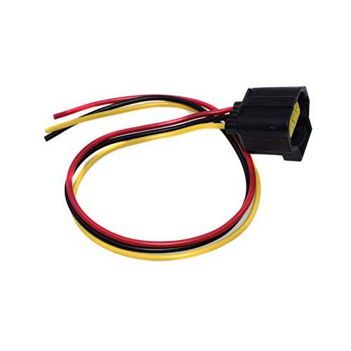 eGang Fiche de câblage électrique WPT-118 U2Z14S411TA T5751 WPT118 pour 1996 1997 1998 1999 2000 2001 2002 2003 2004 2005 2006 2007 2008 2009 Fords LINCOLNS MERCUSRYS