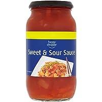 Comprador feliz dulce y 440 g salsa agria (Pack de 6 x 440 g)
