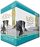 Burns Pet Nutrition Limited Fish Brown Rice and Vegetables 400 Grams