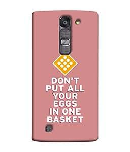 PrintVisa Designer Back Case Cover for LG G4 Mini :: LG G4c :: LG G4c H525N (Font Text Bold Caption White Circles Cube Shapes)
