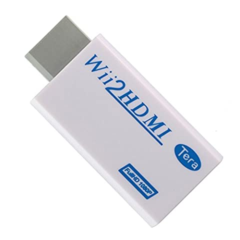 Tera HDMI 1080p 720p Convertor Adapter with 3.5mm Headphone Jack