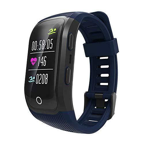 gmacce fitness tracker hr, activity tracker orologio con cardiofrequenzimetro, braccialetto intelligente impermeabile con contatore di passi, contatore di calorie, orologio contapassi