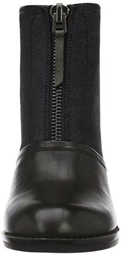 G-STAR RAW Lynn, Santiags Femme Noir (Black 990)