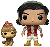Aladdin personaggio Disney Aladdin con Abu Funko Pop No.538 in vinile