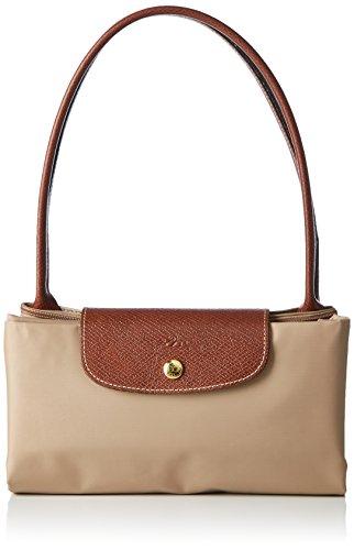 Longchamp Damen Le Pliage Borsa Grande, 19 X 30 X 31 Cm Beige (beige)