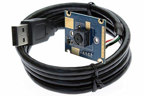 ELP 5 Megapixel 60 Grad Autofokus USB-Kamera Modul CMOS OV5640 Mini USB HD Kameramodul für Android/Linux/Windows/MAC OS