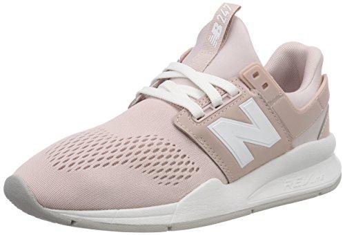New Balance 247v2, Zapatillas para Mujer, Rosa Conch Shell Ui, 38 EU