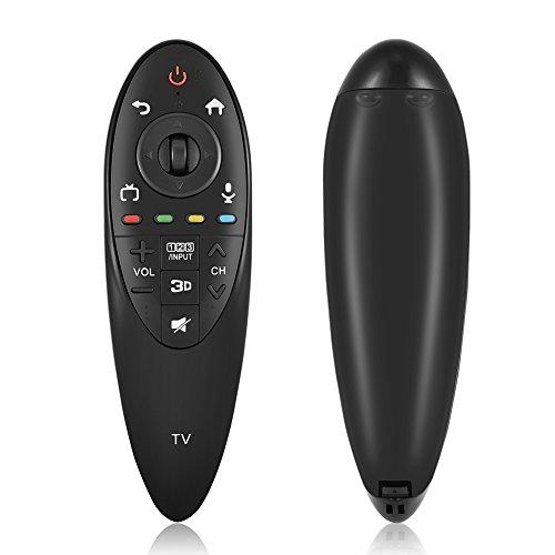 Zerone Fernbedienung Ersatz für LG TV AN-MR500G AN-MR500 MBM63935937, Universal Fernbedienung Fit für LG 3D Smart TV (Fernbedienung-3d-lg)