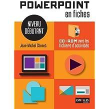 Powerpoint en fiches : Niveau débutant