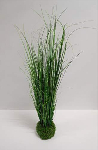 Kunstpflanze Grasbusch mit