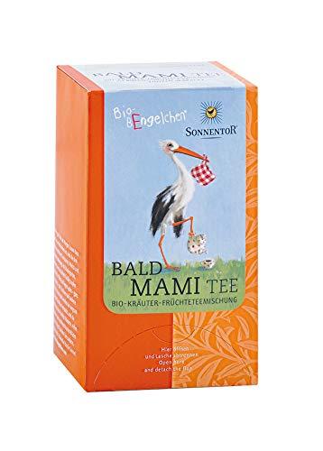 Sonnentor Bio Bald Mami Distributeur de thé (1 x 20 pièces) 6 x 20 Btl