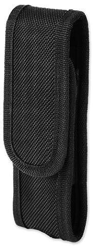 Trailite TL-NH101 Housse résistante en nylon pour lampe de poche jusqu'à 170 mm avec bouton