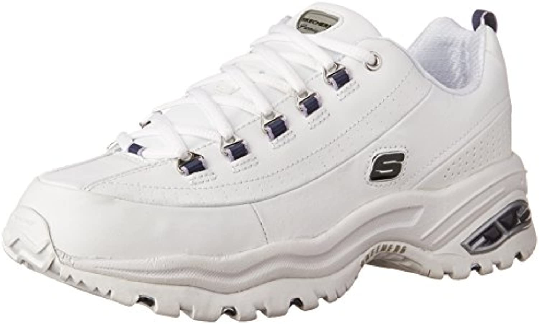 Skechers Sport Wouomo Premium scarpe da ginnastica,bianca Navy,6 M M M US   Online Shop  884c7f