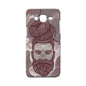 BLUEDIO Designer 3D Printed Back case cover for Samsung Galaxy J5 - G5907