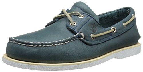 Timberland TRADITIONAL - Herren Schuhe Schnürer Mokassin - C6745B Blau