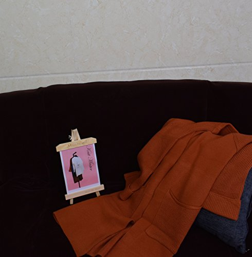 MissWind - Gilet - Femme Taille Unique Red