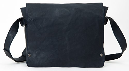 Harold's Pull Up Sac bandoulière cuir 36 cm midnight